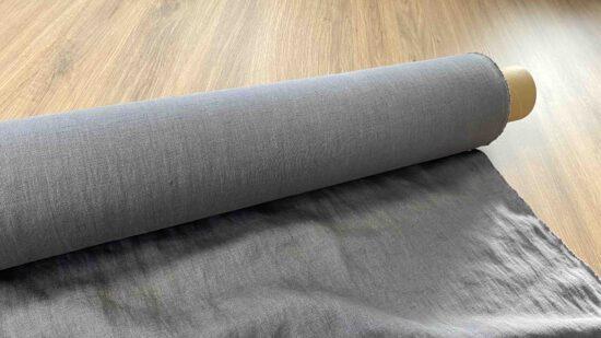 Softened Grey linen_2