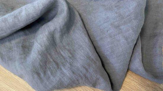 Softened Grey linen_5