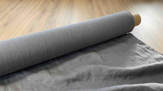 Softened grey linen_1